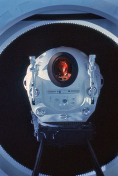 1969, behind the scenes of 2001 A Space Odyssey -2