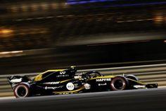 ルノーF1:F1バーレーンGP 金曜フリー走行レポート  [F1 / Formula 1]