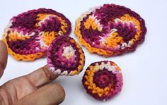 Pin it! Crochet Cotton Spa Set Crochet Tawashi Face Cloths by gwengoods, $6.00