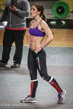 Crossfit Body Women Women of CrossF...