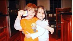 baby noah and his sister Chloe