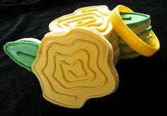 Vanilla-Almond Sugar Cookies from Bake at 350 (Bakerella calls this the perfect sugar cookie recipe)