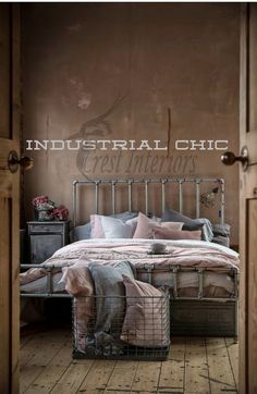 Industrial Bedroom 35 edgy industrial style bedrooms creating a statement