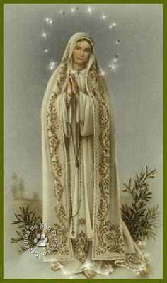 ORVALHO DO AMANHÃ: Nossa Senhora de Fátima
