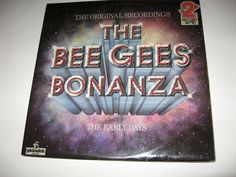 Bee Gees - The Bee Gees Bonanza - The Early Days , 2x Lps mint