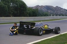 Senna & the Lotus JPS ... one of the greatest pics of the greatest of all time...