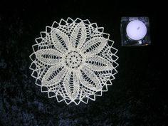 Decoration, Doilies, Diy And Crafts, Ideas, Farmhouse Rugs, Chopsticks, Tricot, Threading, Decor