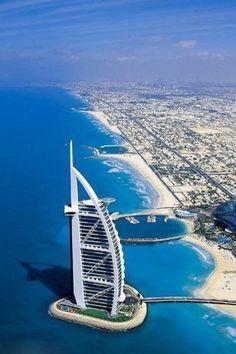 Burj el arab, Dubai!