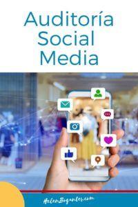 Auditoría Social Media - ¡Gratuita! Convenience Store, Blog, Socialism, Company Profile, Contact Form, Social Networks, Convinience Store, Blogging