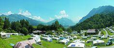 Nenzing, Alpencamping Nenzing, Vorarlberg, van 45,-euro