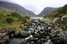 Foto del Parque Natural de Killarney en Irlanda. Qué ver en Irlanda.