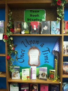 Fairy Tales - Teen Book Display