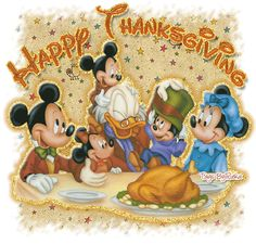 Free Disney Thanksgiving Screensavers | Free Happy Thanksgiving, Mickey Mouse.gif phone wallpaper by ...