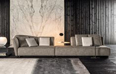 Sofas | Seating | Seymour Lounge Seating System | Minotti. Check it out on Architonic