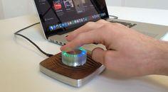 USB Volume knob