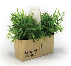Plant packaging  @Isabelle Chiara Nardiello