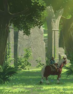 The Legend Of Zelda, Legend Of Zelda Breath, Ben Drowned, Overwatch, Image Zelda, Dark Souls Art, Link Art, Link Zelda, Fictional World