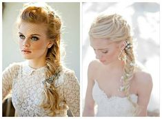 Wonderful Wedding Hairstyles For Long Hair | Beauty and Wellness
