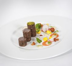 Delicious dishes from the Chef Delicious Dishes, Fine Dining, Breakfast, Food, Morning Coffee, Essen, Meals, Yemek, Eten