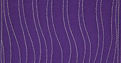 So kicking off with Day 1 of our 365 days of free motion, continuous line quilting designs.  This filler design is called Shadow Waves. Thi...