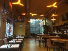 Effenaar Café Restaurant in Eindhoven, Noord-Brabant