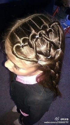 Awwww, too cute!  Might just have to try this one on Cheyanne!