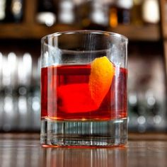The Original Sazerac: Before it called for rye whiskey, the New Orleans classic was made with cognac