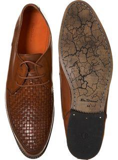 """Ben Sherman """"Vros"""" tan shoe"""