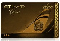 Etihad Guest Elite Card