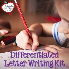 Make letter writing assessment easy with my differentiated letter writing kit! This product helps with ELA centers and whole group lessons. In this kit, you will find three leveled rubrics, draft letter writing papers, plain writing paper, and seasonal writing paper. Each letter writing format is differentiated to meet the needs of your students. Click the preview for a sneak peak of what is included in this 56 page product!