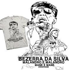 Camisetas que te fazem pensar...