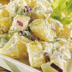 Esta deliciosa Ensalada de Papa es ideal para acompañar carnes y aves, una excelente opción para incluir las verduras en tu menú diario.