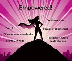 6 signos de una mujer empoderada
