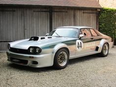 Jaguar XJS V12 | Famous 'Group 44' Jag