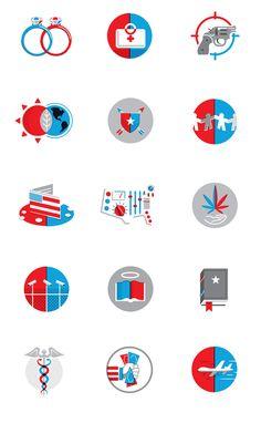 Esquire icons - Matt Stevens