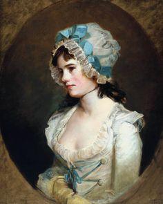 John Hoppner. Mrs. Williams, 1790.