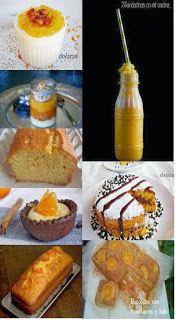 La mandarina protagonista del otoño 8 recetas dulces
