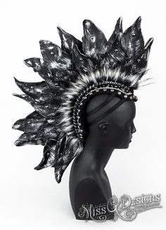 Mohawk Headdress Hea