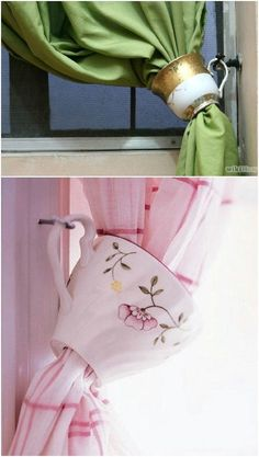 From tea to decor: 25 wonderful projects for upgrading old tea cups - UPCYCLING . - Maria Nicholson - From tea to decor: 25 wonderful projects for upgrading old tea cups – UPCYCLING IDEAS – From t - Upcycled Home Decor, Repurposed, Diy Home Decor, Upcycle Home, Recycled Decor, Crochet Home Decor, Upcycled Furniture, Diy Furniture, Home Crafts