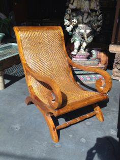 plantation chair #Indonesia #bohemiandecor #chair @hipandhumblehome
