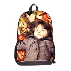 17 Inch School Backpack Animal Zoo Printing Backpack For Women Maple Cat Girls Backpack Children Laptop Backpack for Teenager