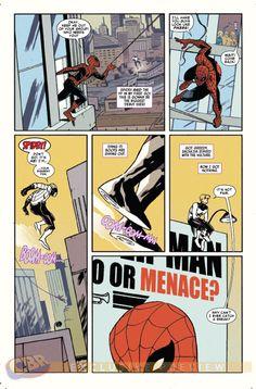 COMICS: First Look At Dan Slott And Ramon Perez's AMAZING SPIDER-MAN #1.2