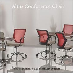 """DuetMadison on Instagram: """"Supportive Responsive Stylish - #Altus #Conference #Chair #synthesis @kifurniture #ispyki"""" Conference Chairs, Conference Room, Business Furniture, Chair Design, Your Design, Design Inspiration, Rooms, Spaces, Stylish"""