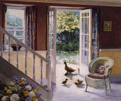 Visitors Stephen Darbishire