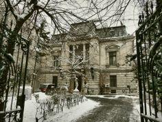 Monteoru House (1874) from Bucharest, Romania