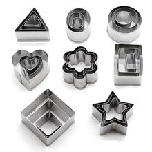 Type: Cooking Tool SetsCertification: CE / EUCertification: FDAMetal Type: Stainless SteelNumber of Pieces: MetalModel Number: Cookie Cutters SetFeature: Eco-FriendlyName: kitchen gadgets