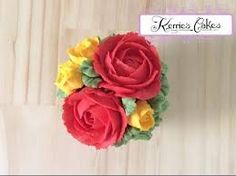 Image result for iciing flowers