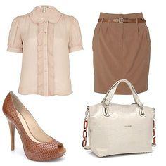 pear is my size: Wiosna i lato w biurze, czyli jaki ubrać się modnie i wygodnie do biura w ciepłe dni