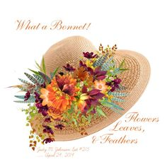 """""""What a Bonnet!"""" by judymjohnson on Polyvore"""