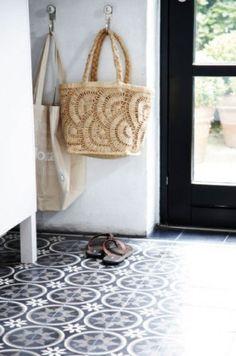 navy + tan | Flourish Design and Style